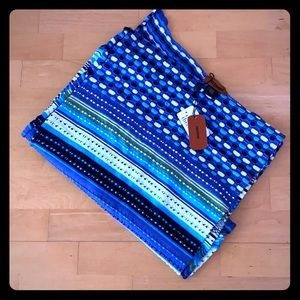 MISSONI designer beach wrap/cover-up NWT